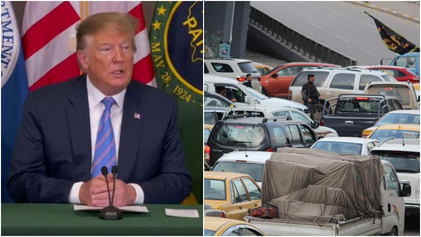 Washington urge a ciudadanos estadounidenses a abandonar Irak de inmediato, en medio de la escalada de tensiones tras la muerte de general iraní