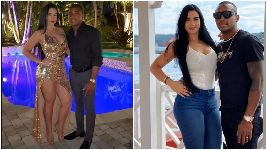 Boxeador cubano Erislandy Lara envía mensaje de año nuevo en su Facebook con fotografía de su nuevo amor