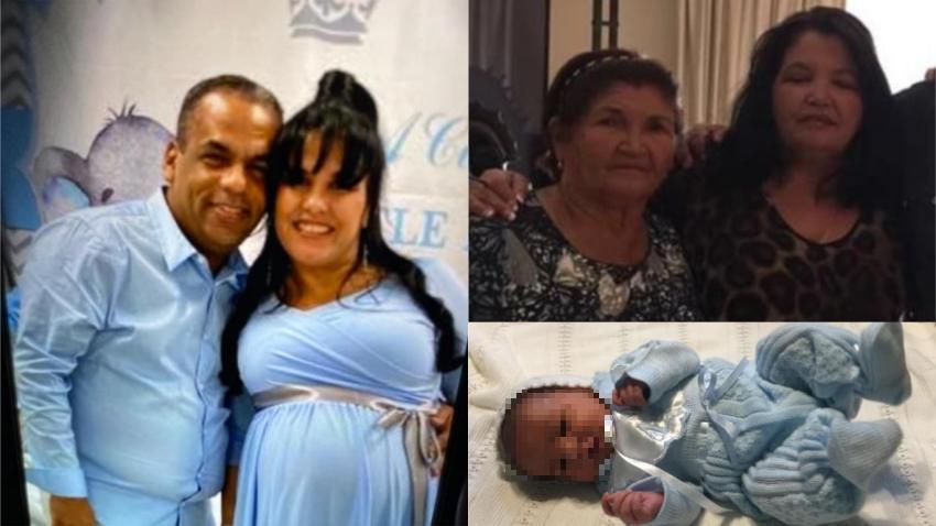 Identifican a las tres cubanas asesinadas en una vivienda del suroeste de Miami; autoridades continúan la búsqueda del sospechoso y el bebé recién nacido