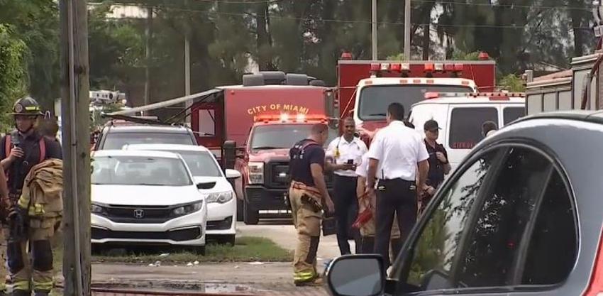 Fallece cuarto niño en el incendio de una vivienda en la Pequeña Habana