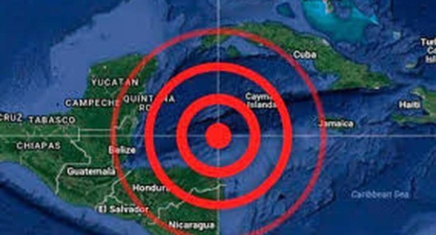 Nuevo sismo en el Caribe; terremoto de 6.5 afecta a Islas Caimán