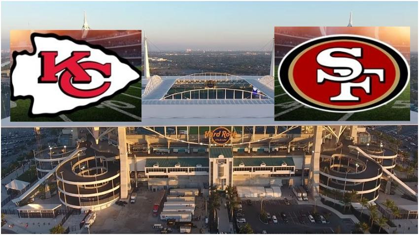 San Francisco 49ers y los Kansas City Chiefs se enfrentarán en Miami por el Super Bowl 2020