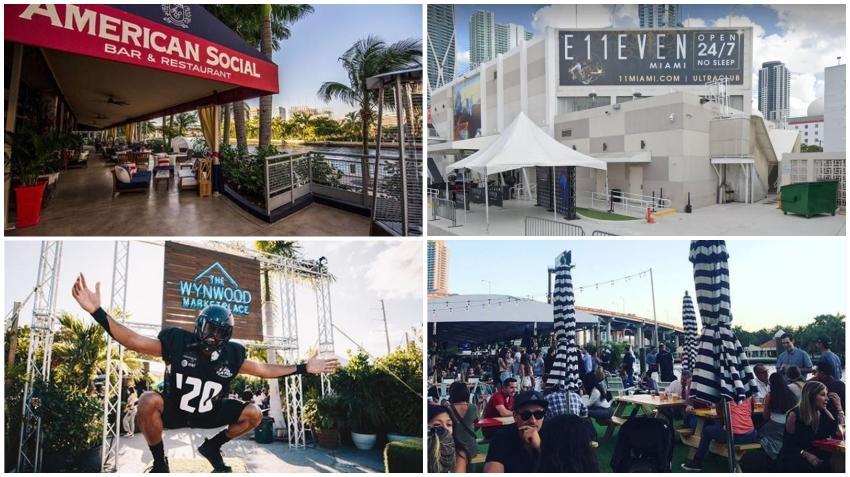 Los mejores lugares para ver el Super Bowl 2020 en Miami