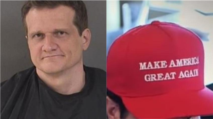 Hombre de Florida que escupió sobre una persona que llevaba una gorra MAGA cumplirá una sentencia de 90 días de cárcel