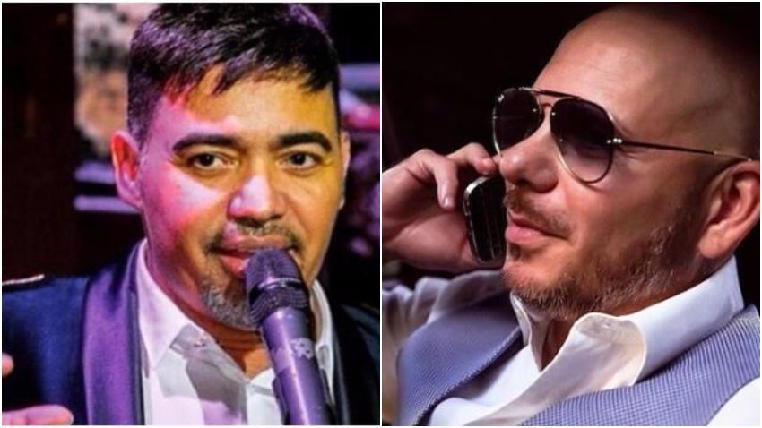 Manolín el Médico de la Salsa llama hipócrita a Pitbull