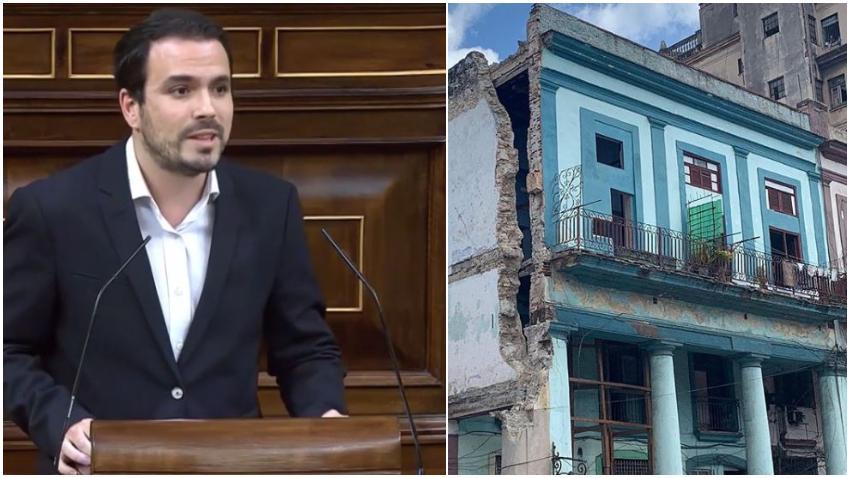 Nuevo ministro de consumo en España es un admirador del modelo cubano y defensor de Fidel Castro