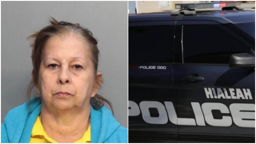 Mujer de Hialeah arrestada en una guardería acusada de zarandear y golpear a un bebé de 11 meses para que parara de llorar
