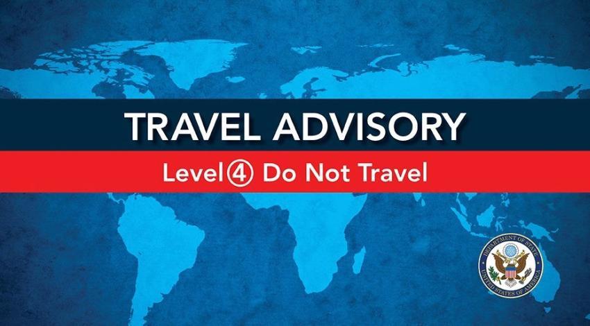Gobierno de Estados Unidos emite alerta de no viajar a China por el Coronavirus