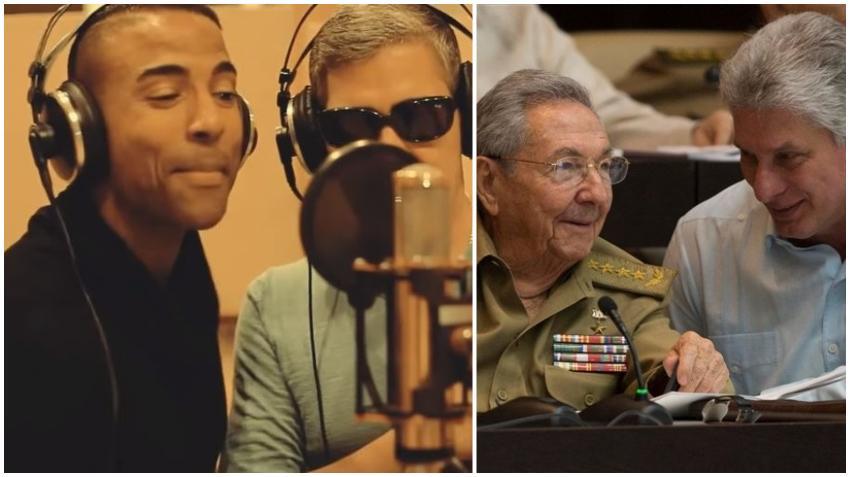 """Orishas y Beatriz Luengo le cantan las verdades a la dictadura en Cuba: """"Ojalá pase algo que te borre de pronto"""""""