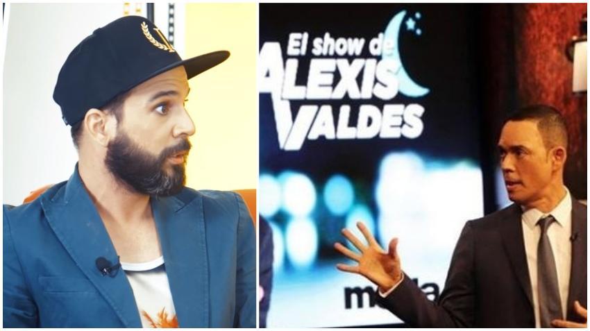 Presentador cubano Alexander Otaola opina sobre el Show Alexis Valdés
