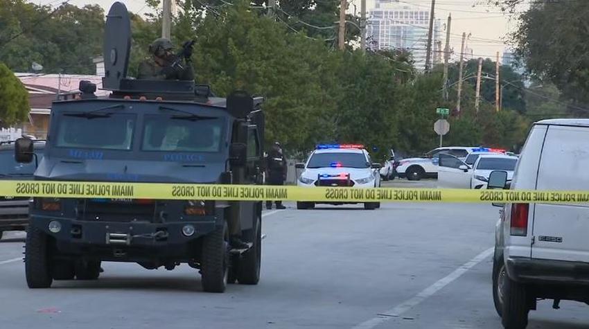 Policía de Miami arresta 4 sospechosos de un tiroteo en horas de la tarde