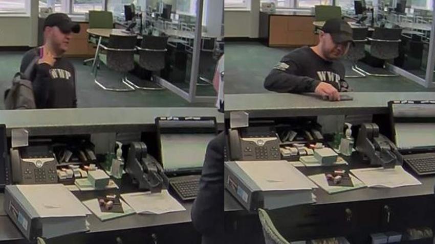 FBI publica imágenes de recientes robos a bancos en Miami y Miami Beach