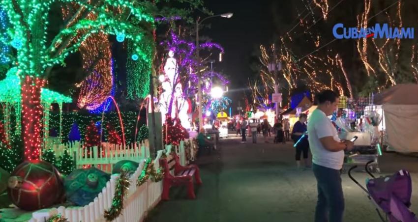 El Bosque Encantado de Santa no regresará esta Navidad a Miami