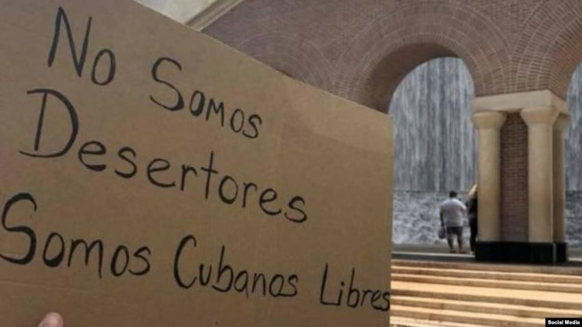 """Grupo """"No Somos Desertores"""" convoca a tuitazo para este miércoles"""