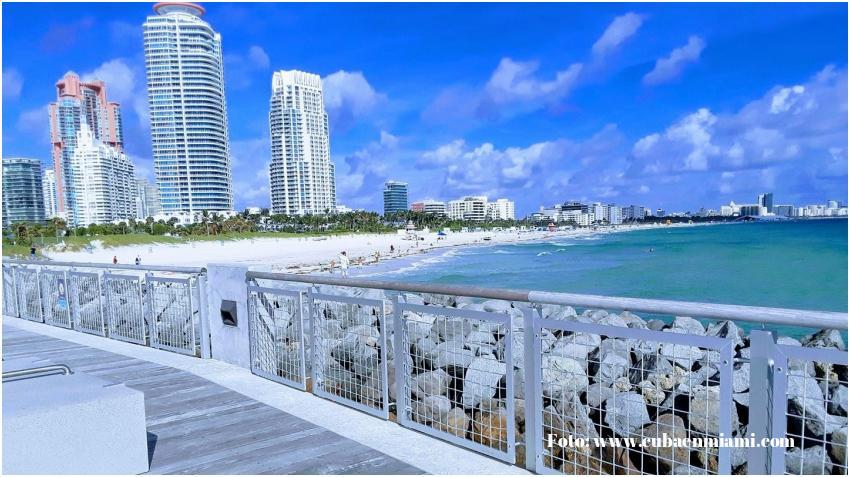 Temperaturas agradables este sábado, y días más fríos para la próxima semana en el sur de la Florida
