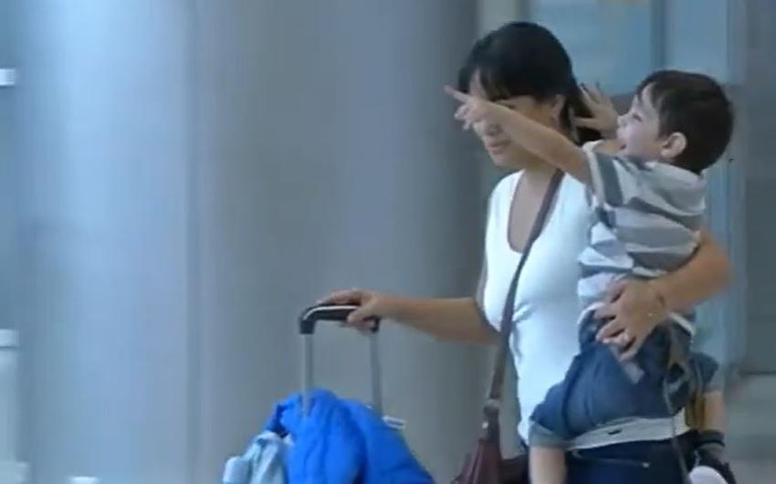 Con visa humanitaria llega a Miami niño cubano de 2 años que padece un tumor cerebral