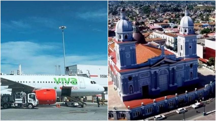 Aerolínea mexicana de bajo costo comenzará a volar una ruta directa de Cancún a Santiago de Cuba
