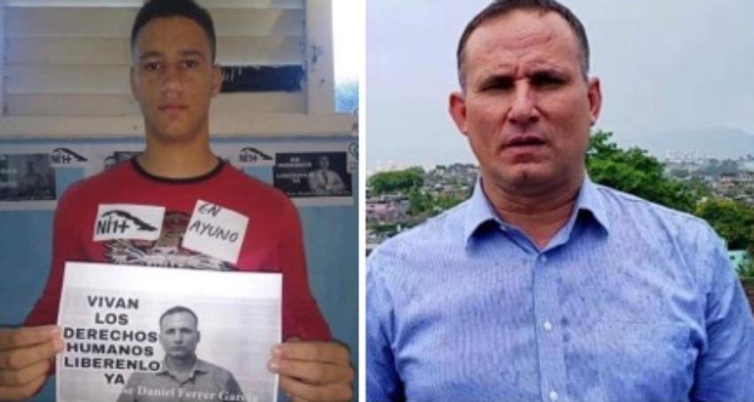 """Hijo de José Daniel Ferrer asegura que su padre """"está dispuesto a morir por la libertad de Cuba"""""""