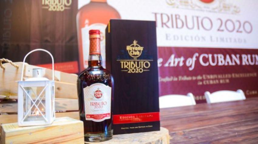 Havana Club lanza su edición limitada Tributo 2020, 400 euros la botella, no apta para el bolsillo de los cubanos