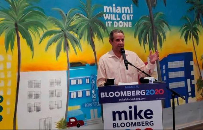 Exalcalde de Miami Manny Díaz asegura que Trump es hipócrita con cubanos y venezolanos