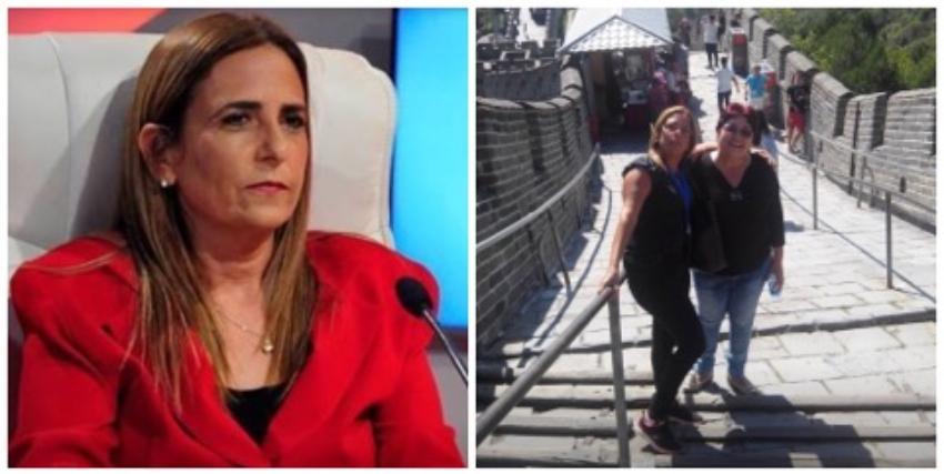 Indignación en las redes por la privilegiada vida de la ministra cubana de Finanzas y Precios, Meisi Bolaños