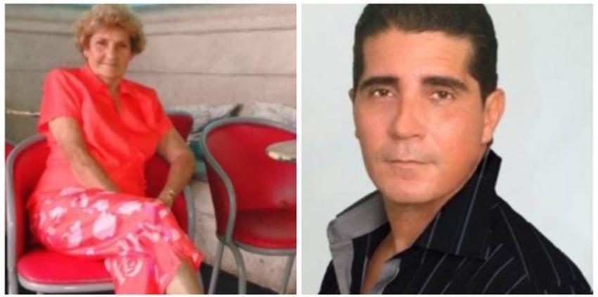 Actor Erdwin Fernández agradece a botero cubano que lo trasladó y no quiso cobrar cuando su madre estaba ya muy grave