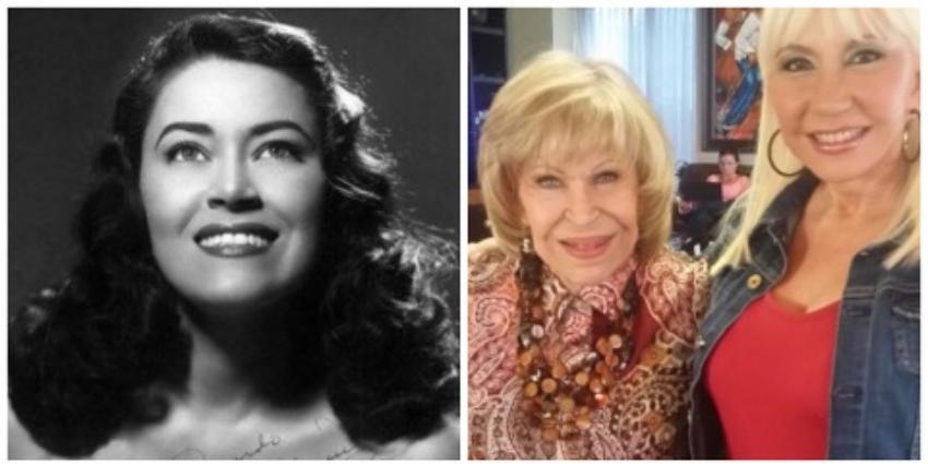 Cantante y actriz cubana Olga Chorens cumple 96 años trabajando y conduciendo su SUV en Miami
