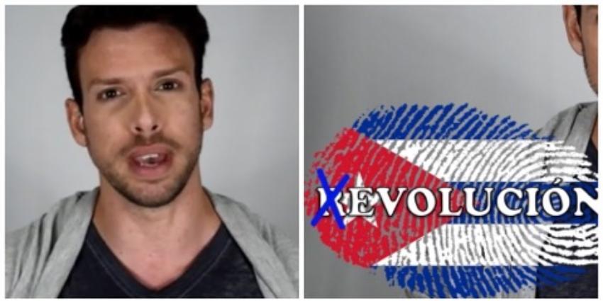 """Joven cubano desde el oriente del país: """"Acaben de quitarle la R a Revolución"""""""