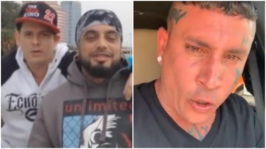 """Al2 el Aldeano y Silvito el Libre contestan a Osmani García con un rap: """"Un tipo sin concepto que lo hace es humillar al cubano cada vez que se da un pase"""""""