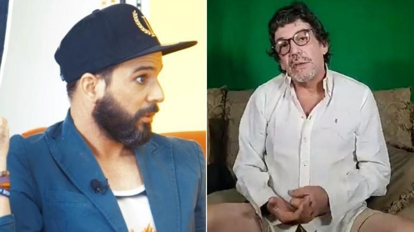 Presentador cubano Alexander Otaola contesta a a Edmundo García