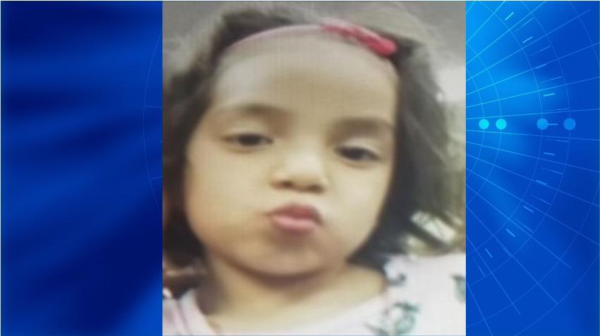 Emiten Amber Alert por una niña de tres años desaparecida en la Florida