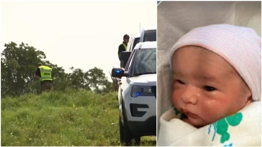 La búsqueda  del bebé Andrew Caballeiro de Miami continúa; oficiales revisan el área de Fort Myers.