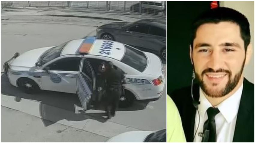 Luchador de artes marciales de Miami es acusado de agresión luego de atacar a un padre porque creía que estaba secuestrando a su hija