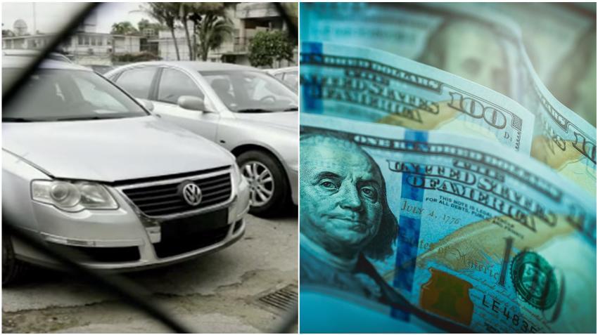 El gobierno de Cuba anuncia que venderá los autos en dólares y permitirá la importación en moneda libremente convertible