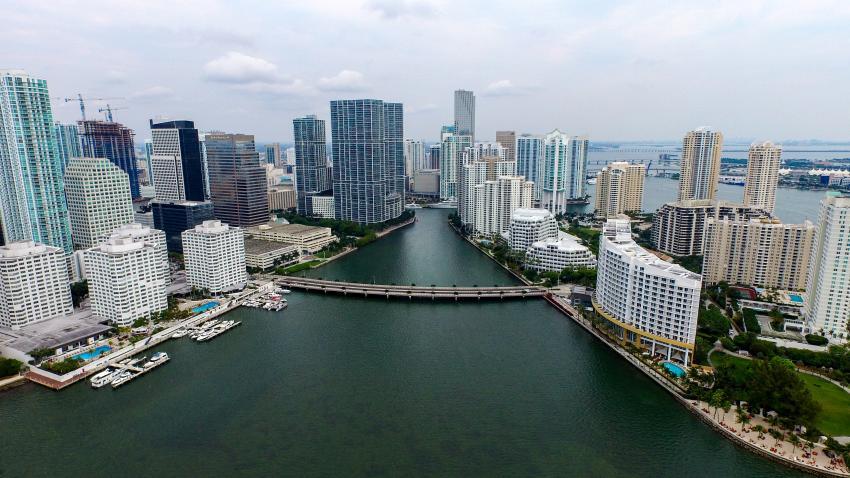 Nuevo frente frío bajará las temperaturas en Miami