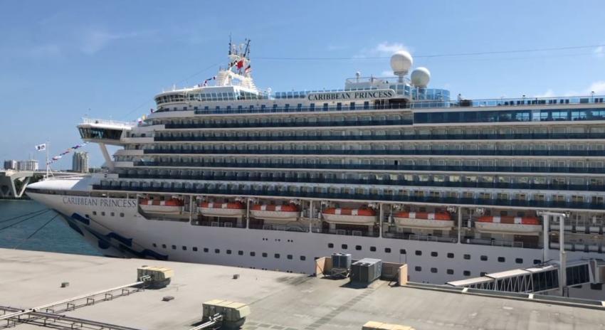 Brote gastrointestinal afecta a más de 300 personas en un crucero y obliga a la embarcación a regresar a puerto antes de tiempo