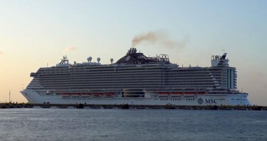 Con destino a Cozumel, México, un crucero que fue rechazado en Jamaica e Islas Caimán por sospecha de coronavirus