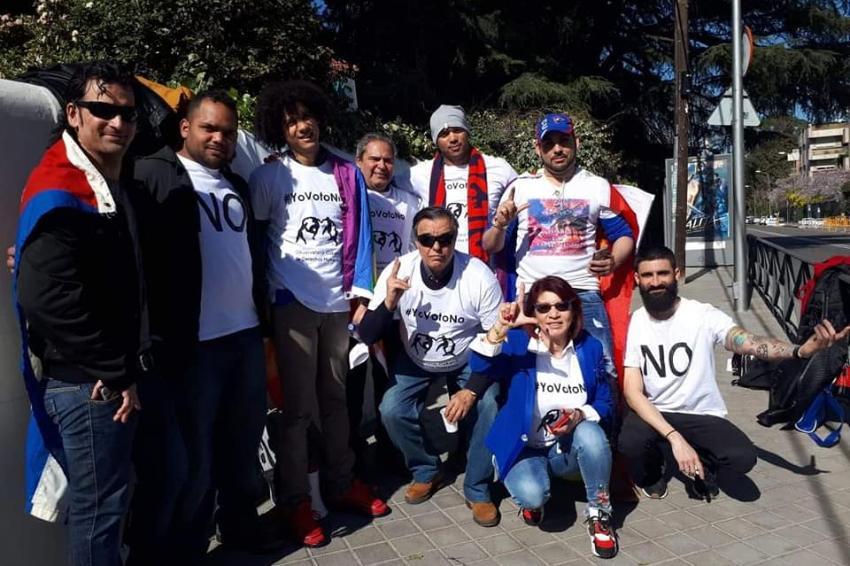 Cubanos en Madrid se sumarán a la Caravana Por Cuba Libre este sábado