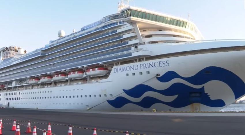 Estados Unidos evacuará a sus ciudadanos a bordo del crucero en cuarentena por brote de coronavirus en puerto japonés