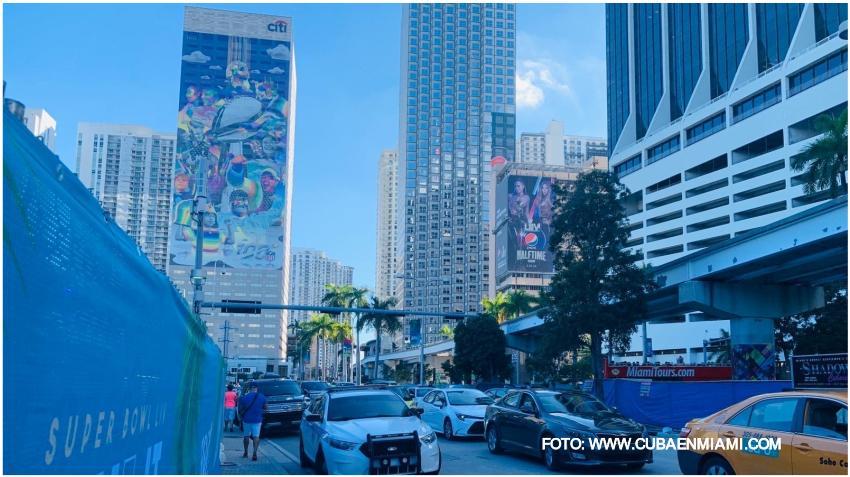 Miami entre las 10 mejores ciudades para los amantes del Fútbol Americano