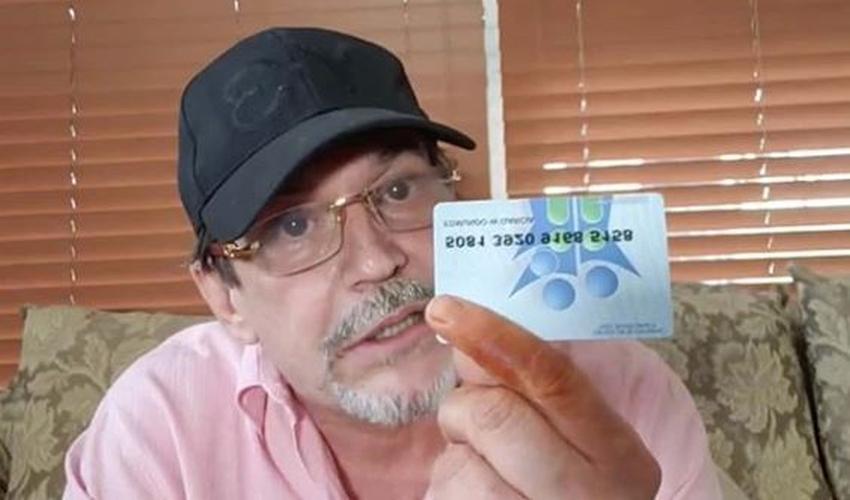 Defensor de la dictadura de Cuba, Edmundo García vive en Miami con Food Stamps del gobierno de Estados Unidos