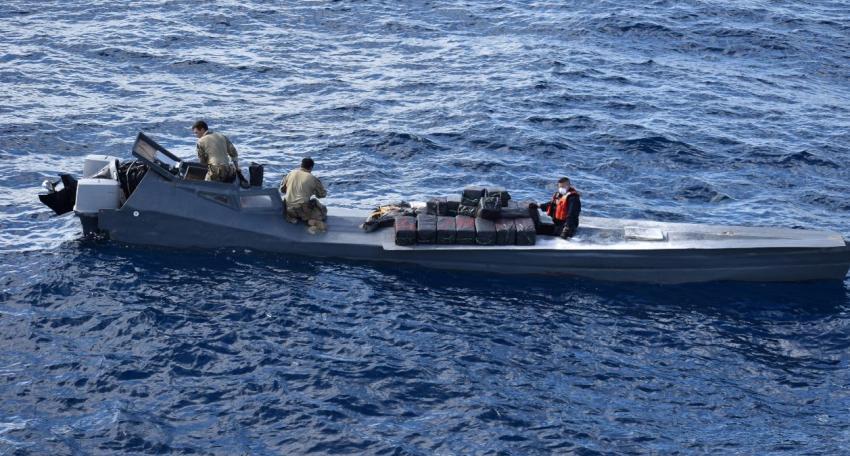 Guardia Costera de los Estados Unidos incauta más de $80 millones en droga en el pacífico