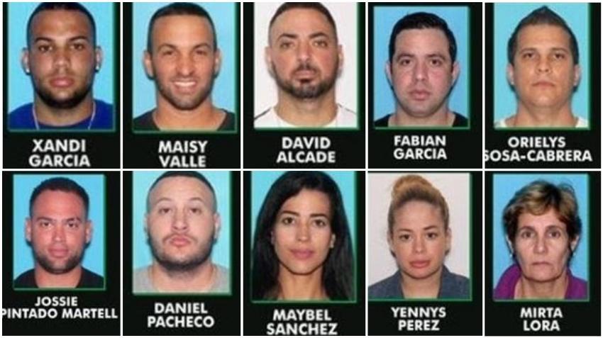 Arrestan en Miami a banda de ladrones que robaron múltiples propiedades incluido planes para robar al pelotero cubano Aroldis Chapman