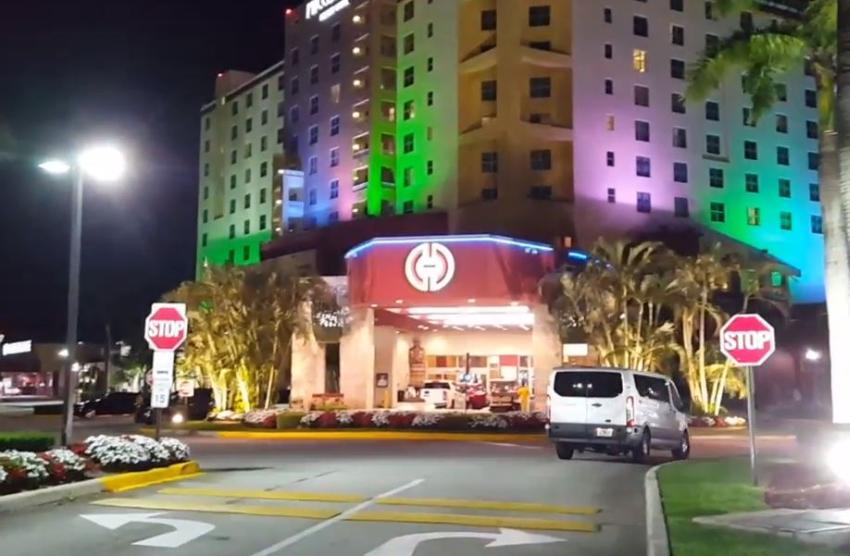 Intenso tiroteo en el casino Miccosukee en Miami