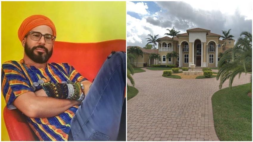 Presentador cubano Alexander Otaola planea la compra de lujosa mansión valorada en casi 3 millones de dólares