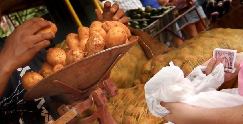 La papa y la yuca un lujo para los cubanos, que solo podrán alimentarse de ellas ocasionalmente