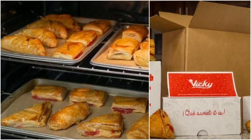 Pasteleria cubana Vicky Bakery en Miami anuncia envíos nacionales a todas partes en los Estados Unidos