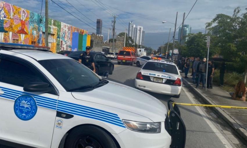 Equipo SWAT responde a tiroteo en el noroeste de Miami; autoridades piden evitar el área