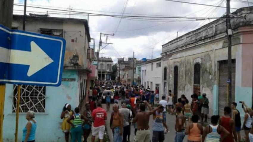 Casi 90 protestas por cuestiones políticas protagonizadas por cubanos dentro de la Isla dejó octubre