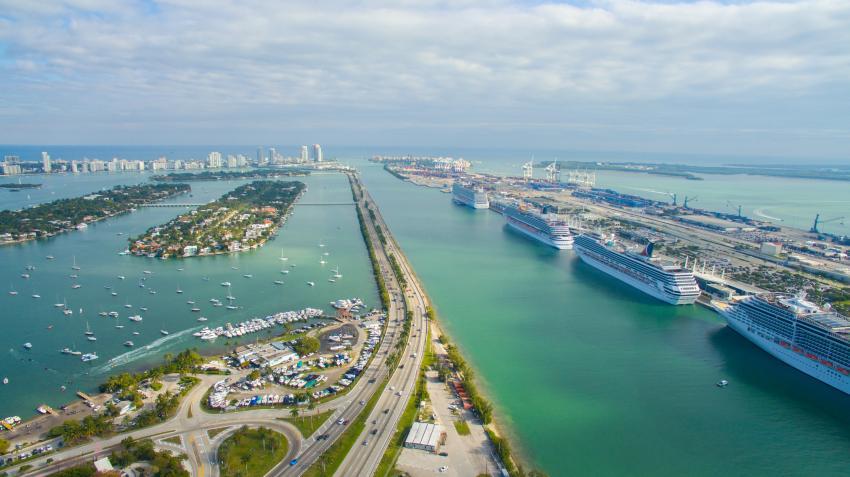 Mejorarán la infraestructura del Puerto de Miami con millonaria inversión